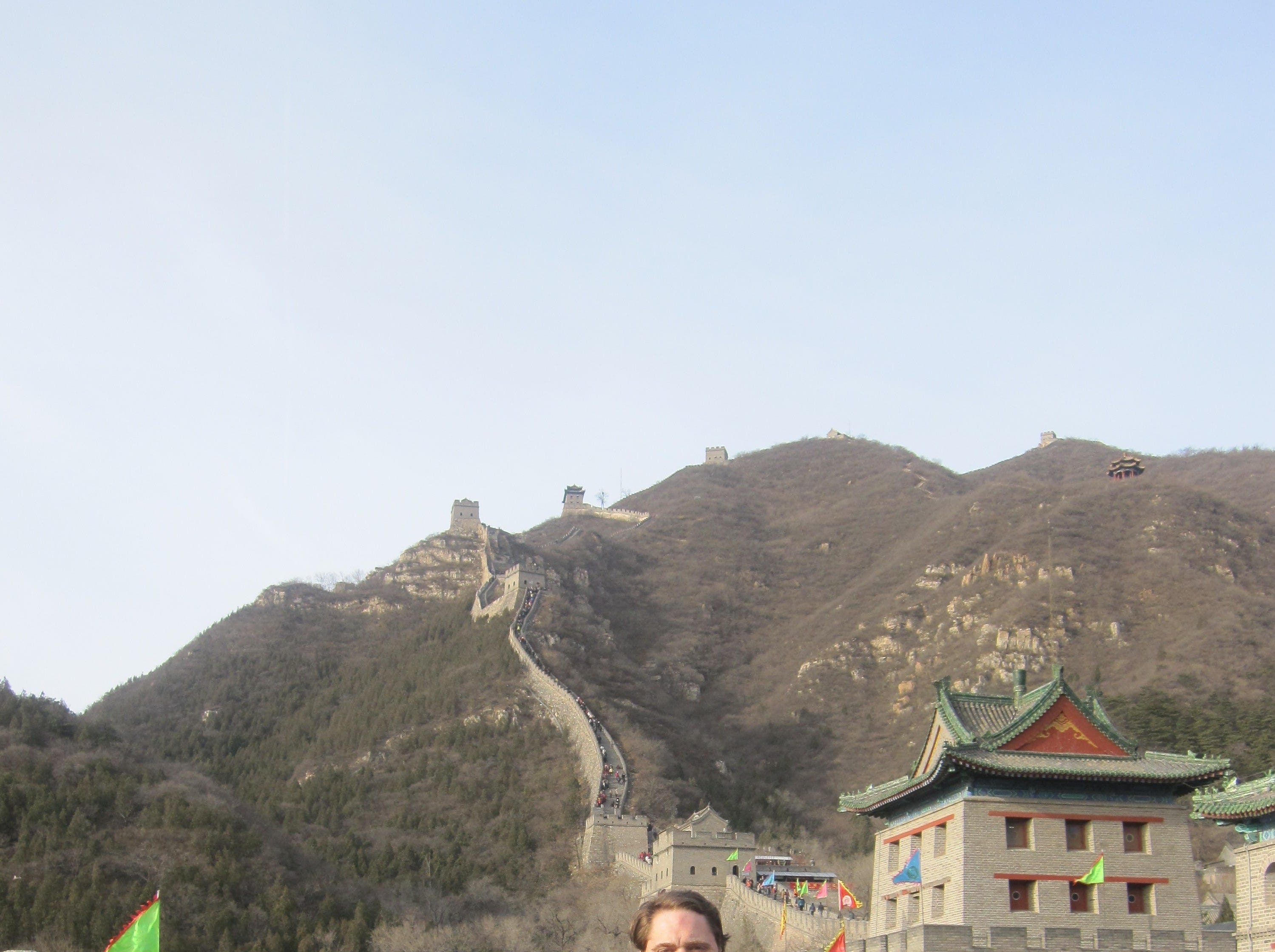David Key, an assistant professor at Pellissippi State Community College, represented the college in the 2010 Winter Chinese Bridge program. 2011