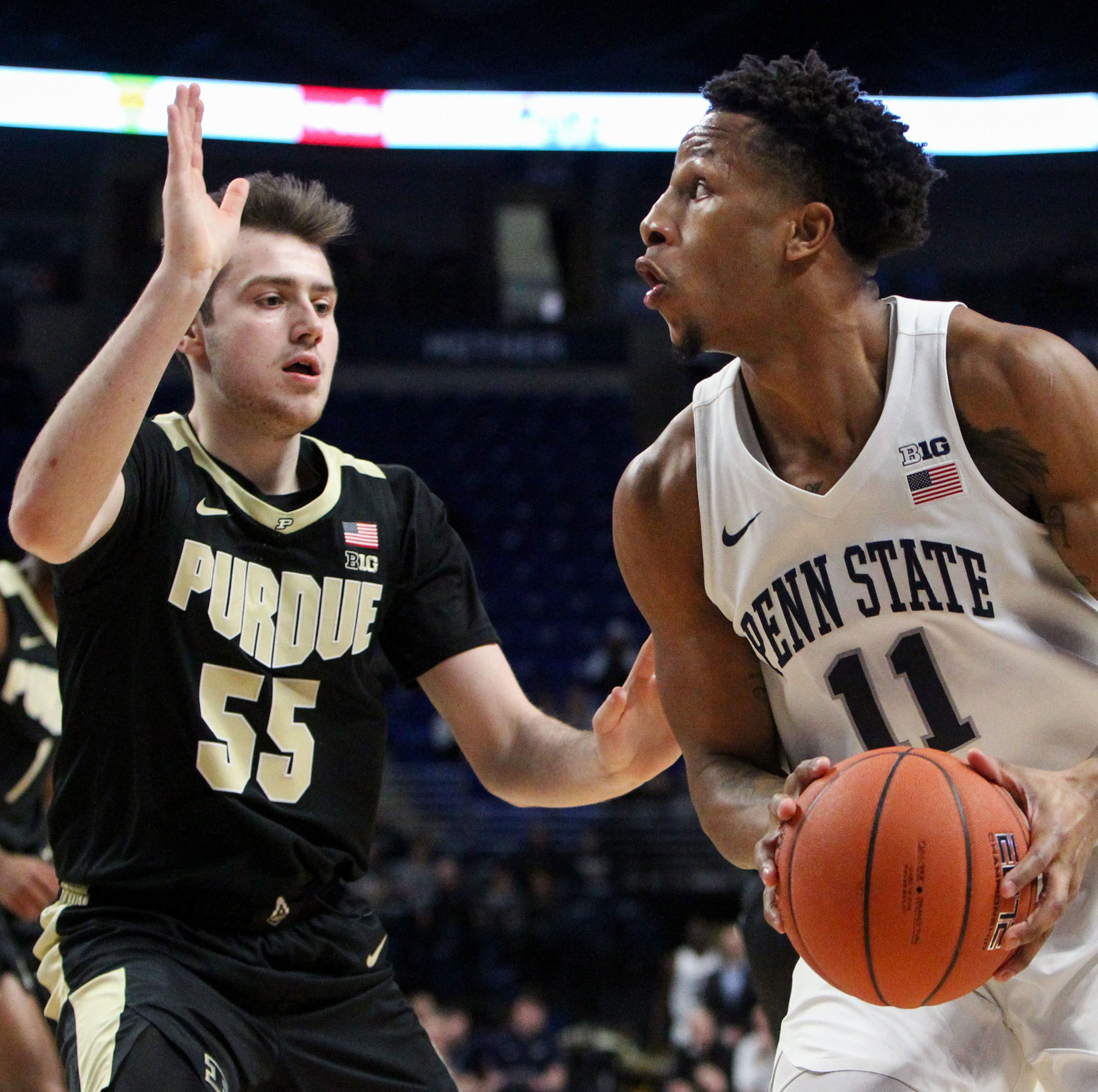 Scouting No. 12 Purdue men's basketball vs. Penn State