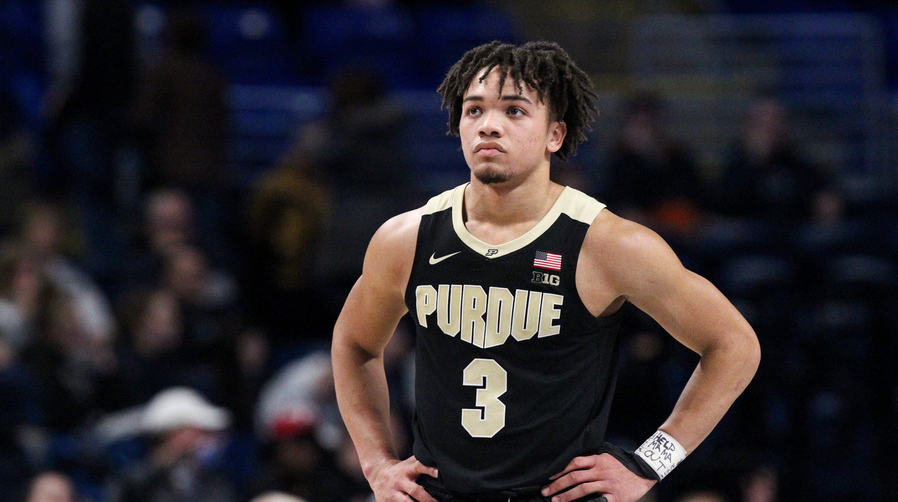 94f15810f34 Purdue basketball s Carsen Edwards named Big Ten Player of the Week for the  fifth time