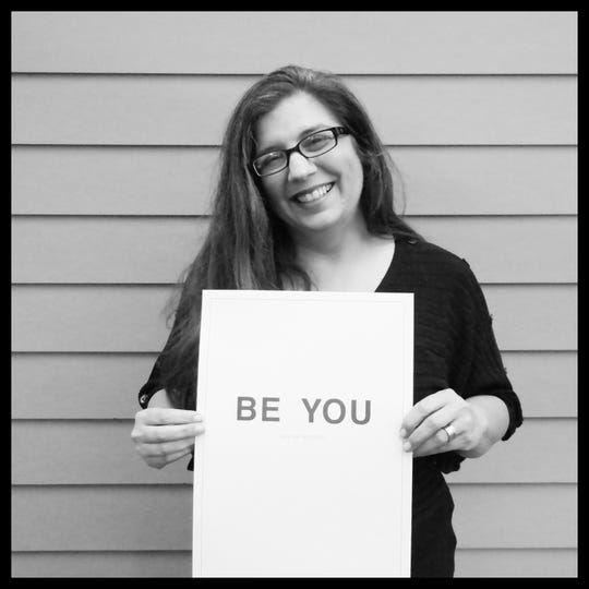 Graphic designer Crystal Snider is this week's Be You.
