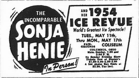 This ran in the May 5, 1954 Lancaster Eagle-Gazette.