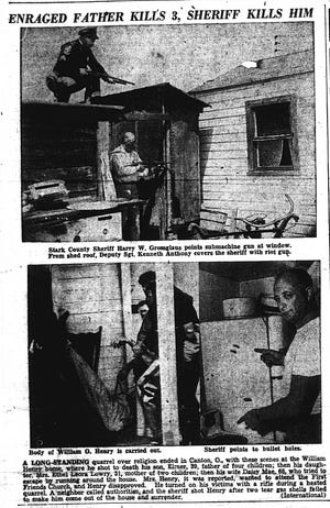 This article ran in the May 4, 1954 Lancaster Eagle-Gazette.