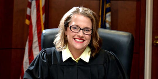 Jefferson District Judge Stephanie Pearce