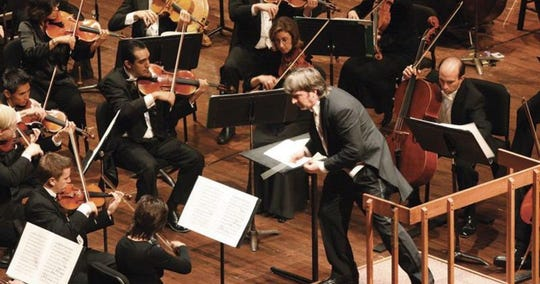 The Lansing Symphony Orchestra brings you music from a night in Vegas on Valentine's Day.