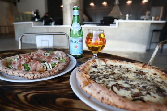 "On Valentine's Day, Elemento Neapolitan Pizza is offering a special for the night: two signature pizzas and two cannolis for $25. Choose from flavors such as ""The Forager"" with a medley of wild mushrooms, or ""The Lupo"" with prosciutto and arugula."