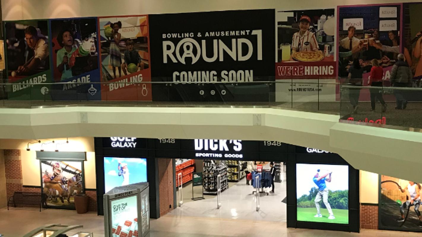 53a11bba96f Round 1 bowling amusements set to open Sunday at Southridge Mall