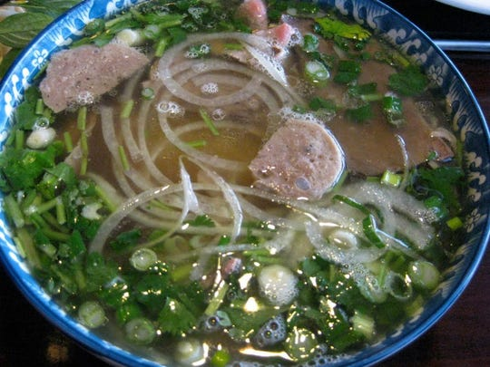 Pho, the noodle and broth dish, is the star of Phobruary at three restaurants in the 3400 block of W. National Ave.