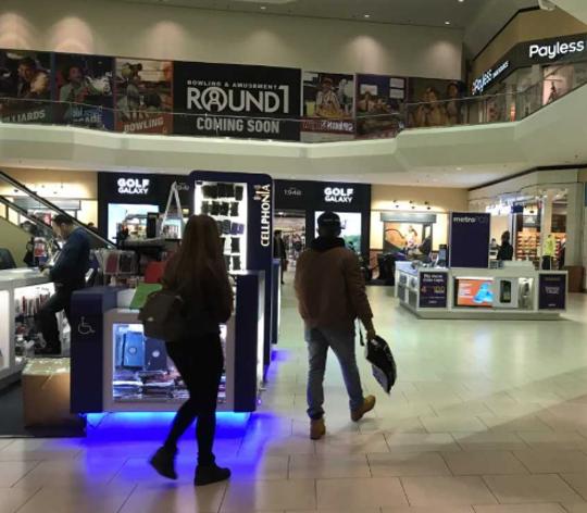 Round 1 Bowling/amusements Set To Open Sunday At