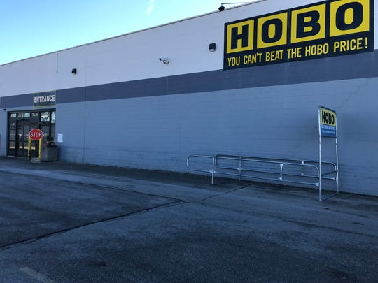 Hobo that closed just recently at 800 S. 108th St. is one of three big box stores West Allis city officials would like to see filled.