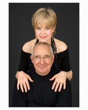 """Jill Eikenberry and Michael Tucker will perform A.R. Gurney's seriocomic play """"Love Letters"""" at Mayo PAC on Feb. 13."""