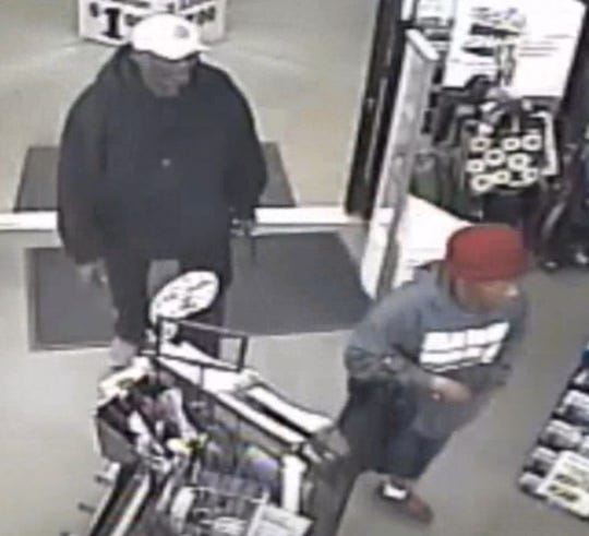 Prattville police are seeking these people as persons of interest in a business burglary.