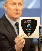 Montgomery Director of Public Safety Ronald Sams wants businesses involved in the network to put a sticker in their windows to help notify the public of the program, but also deter would-be criminals.
