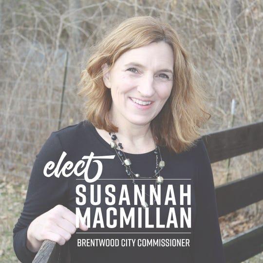 Susannah Macmillan
