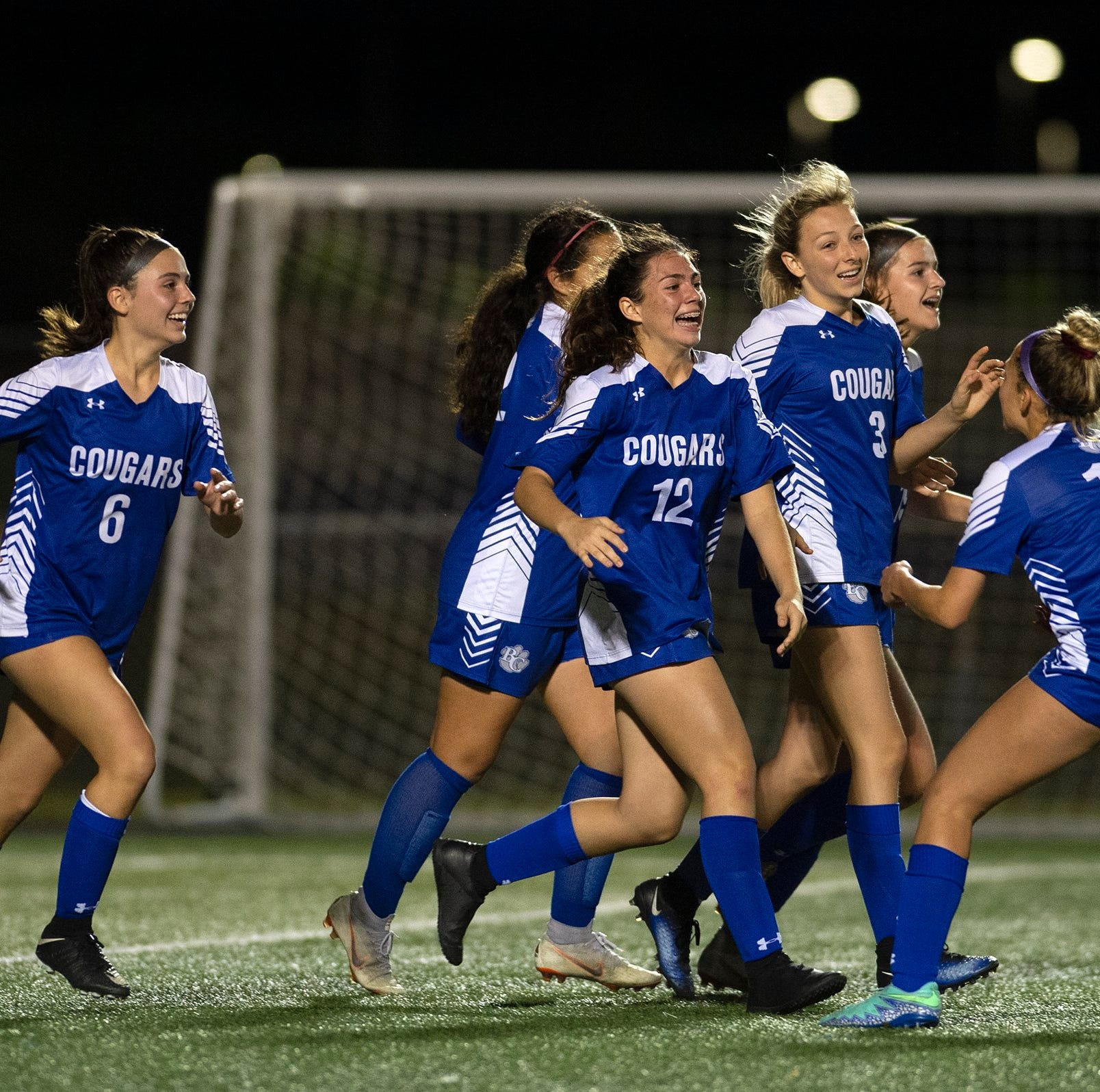 High school soccer: Barron Collier, North, Estero and Bishop Verot girls claim district titles