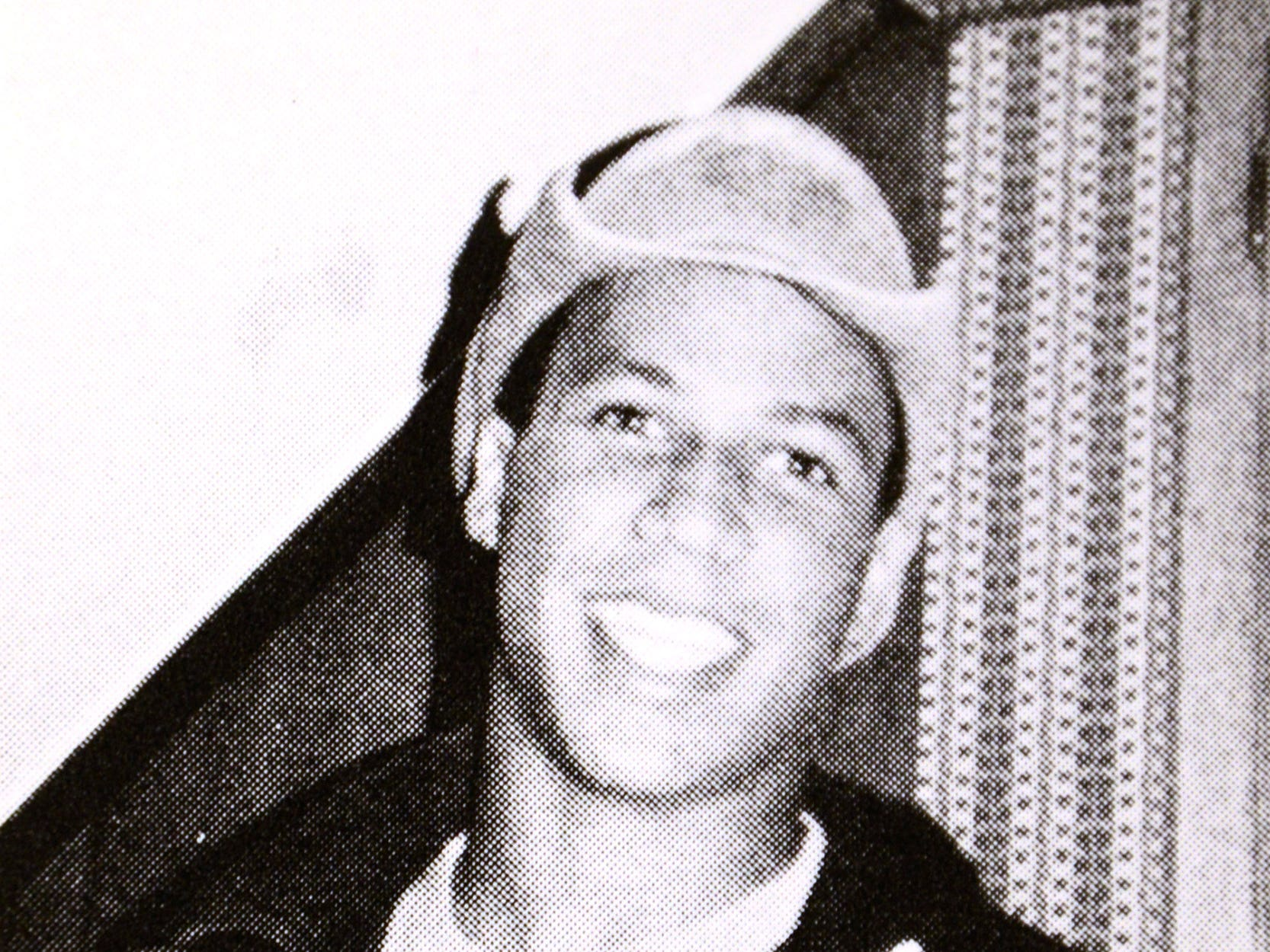 Cory Booker yearbook photos 1987.