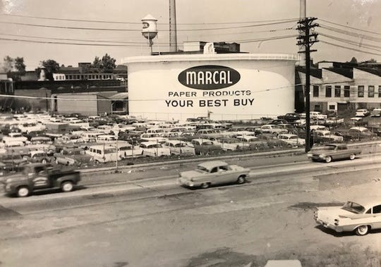 Marcal pictured from Market Street.