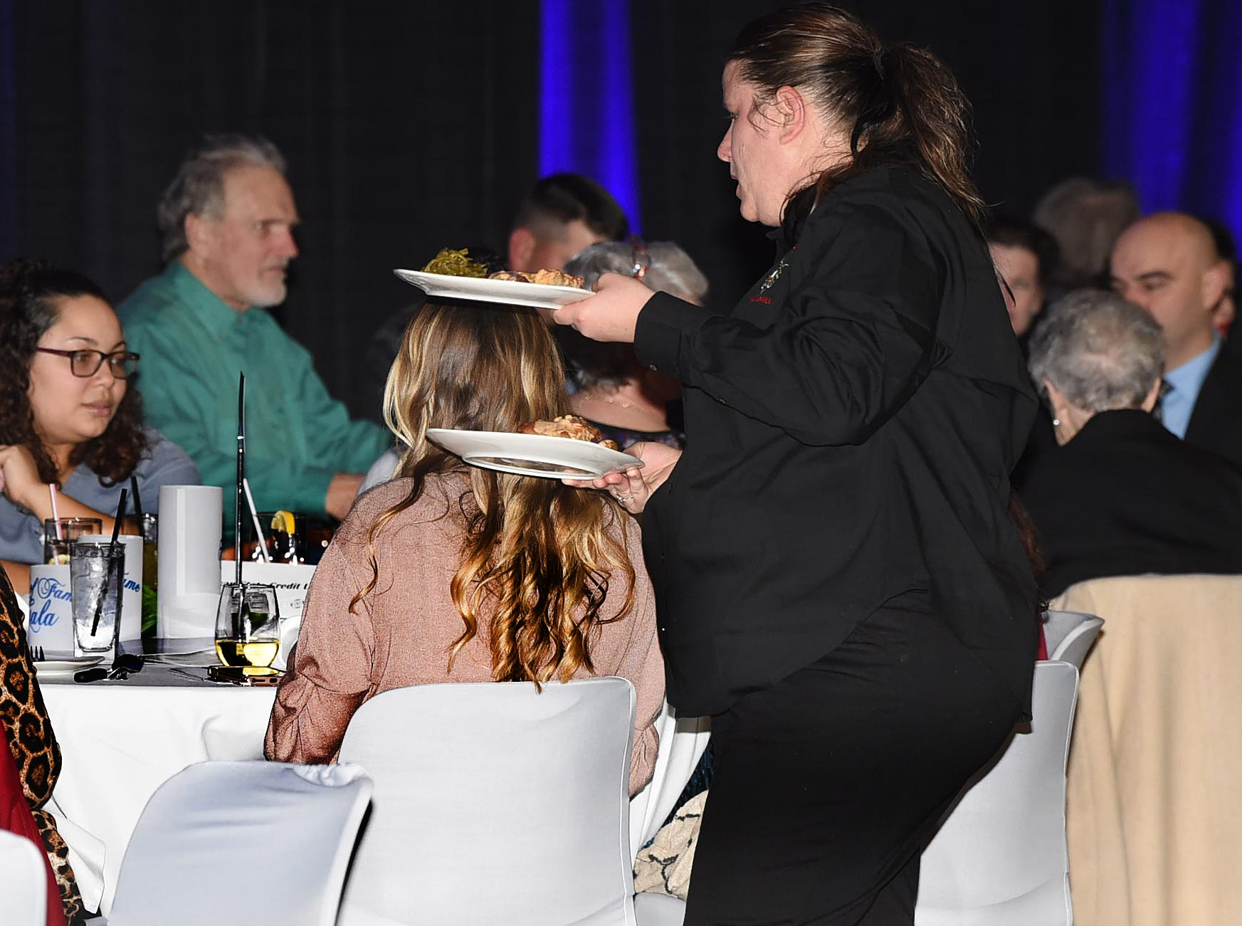 Opelousas General Health System Hall of Fame Gala held Thursday at the Opelousas Civic Center.