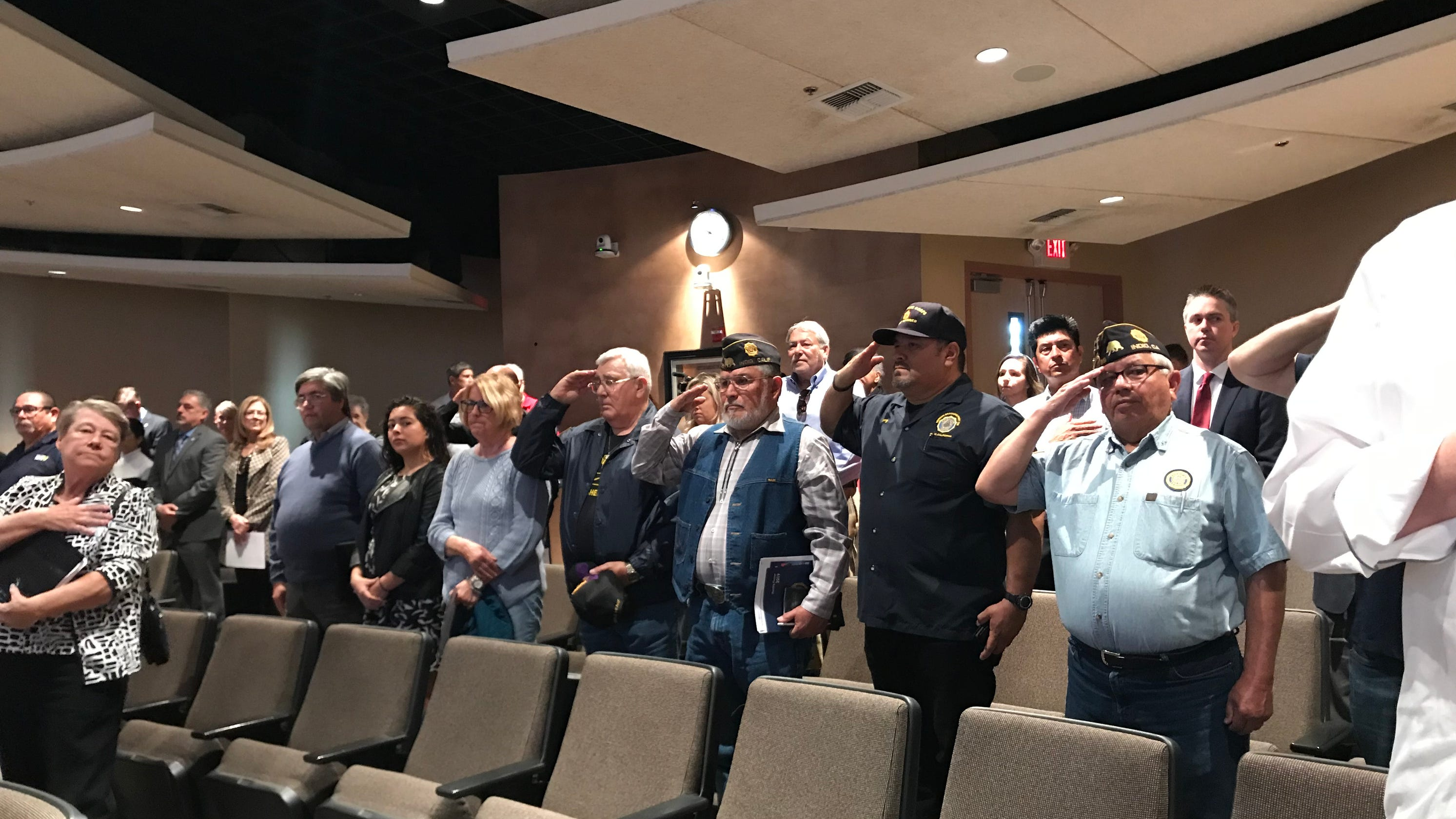 Palm Springs Area Veterans Survey Finds High Level Of Emotional Distress