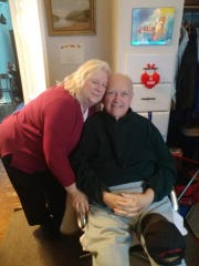 Janet Black and her husband, Ray, helped organize Christmas activities in Hanover for many years. Janet died on Jan. 29 at 76.