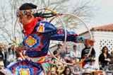 The Heard Museum presents its annual hoop-dancing championship. Or, check out art and wine festivals and an air show.