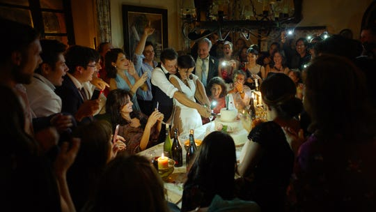 "A wedding in the Spanish countryside serves as a focal point in ""Everybody Knows."""