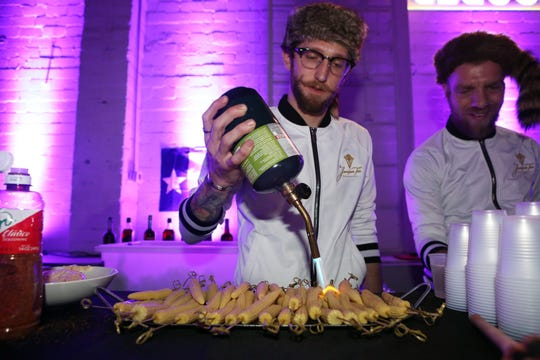 One of the highlights of the annual Arizona Cocktail Weekend, Feb. 16-18, is Top Bars, an event that brings bars from around the country to Phoenix for one night.
