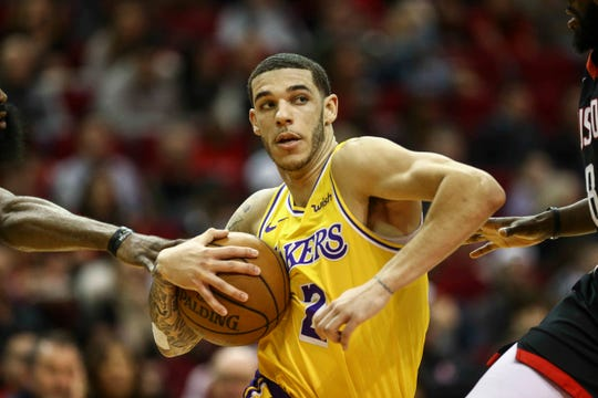 2e035e395 Lonzo Ball to the Phoenix Suns  NBA trade rumors and speculation continue.