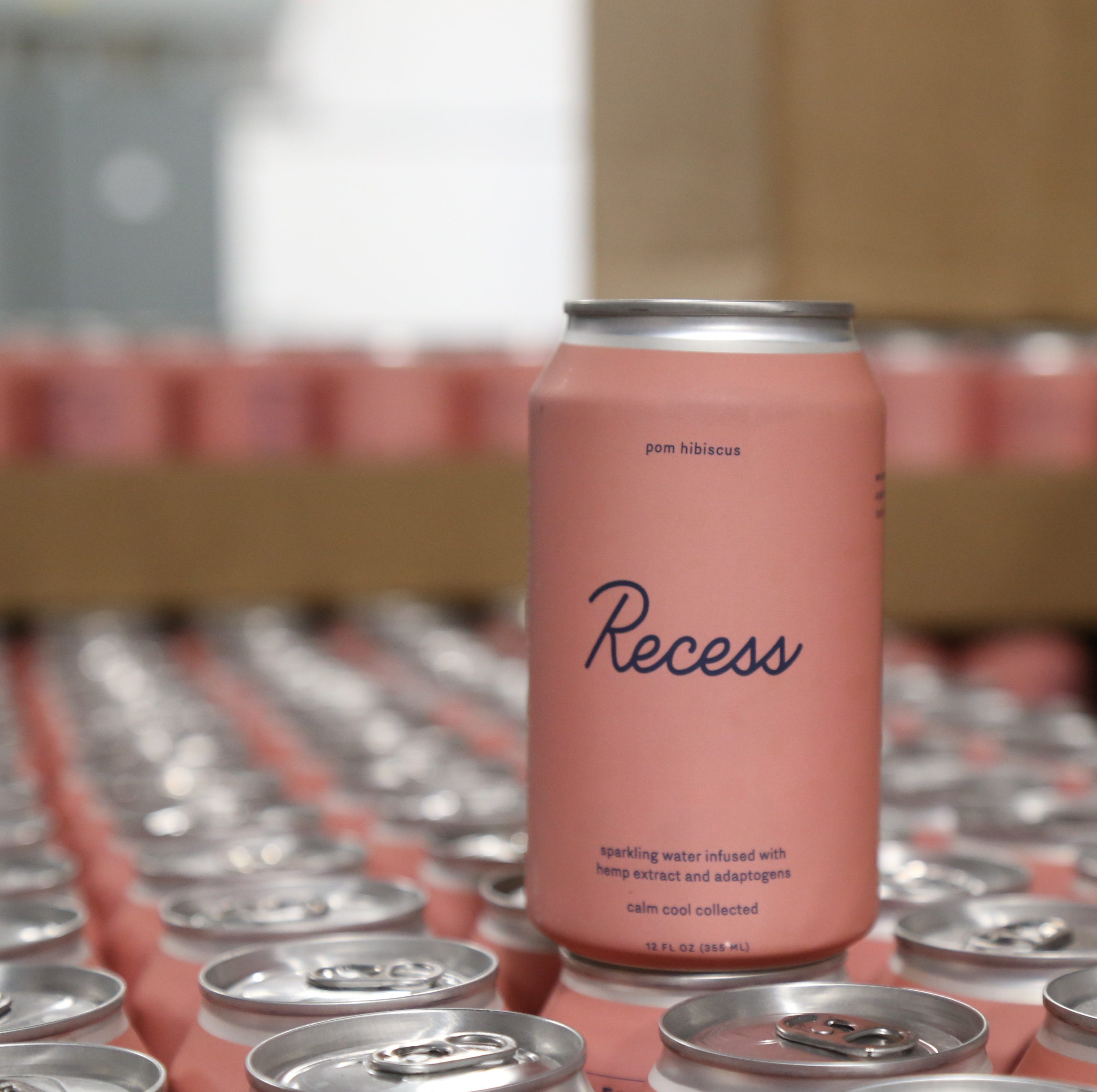 Recess, CBD-infused sparkling water, shows trend's growth in Hudson Valley