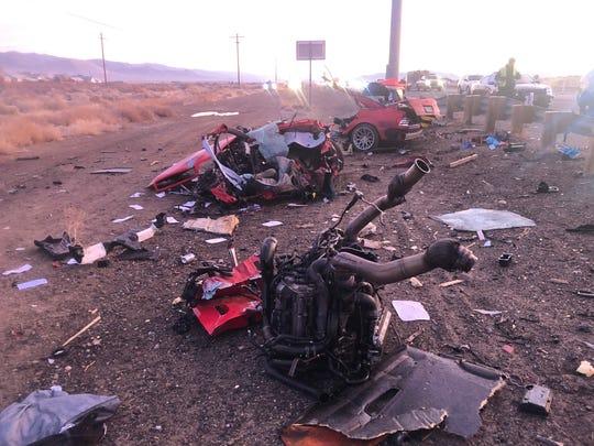 NHP releases details on fatal Highway 50 crash in Dayton