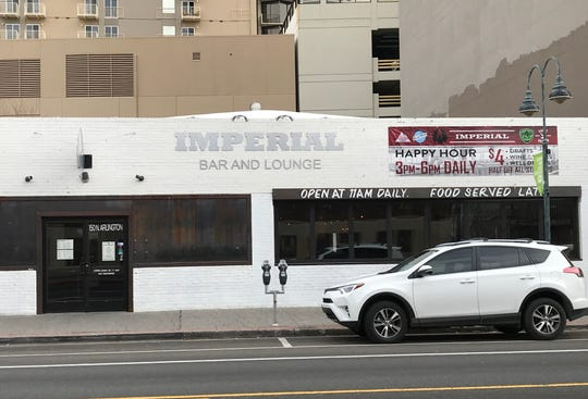 Imperial Bar & Lounge on Arlington Avenue changed hands on Jan. 31, 2019, after 12 years of ownership by Justin Owen and Ryan Gold.