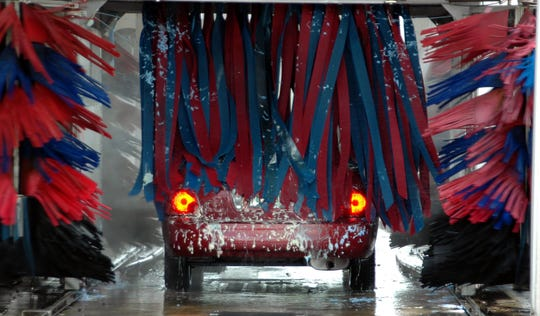 Most car washes in the Rochester area were closed Thursday, and some were even closed Wednesday, because of the extreme cold.