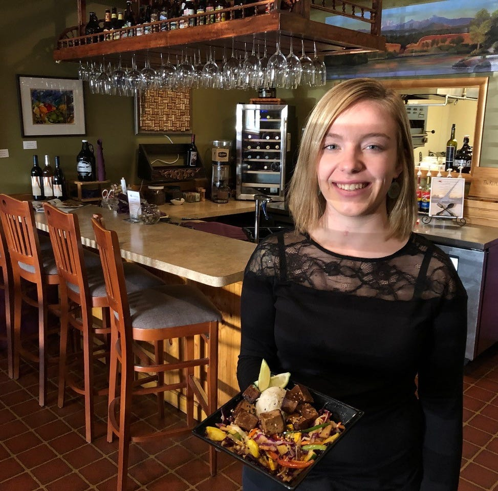 Dining out: Cafe a little slice of Paradisio