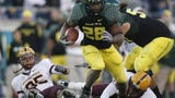 A look at the top-5 highest rated recruits in the history of Oregon Ducks football. Wochit