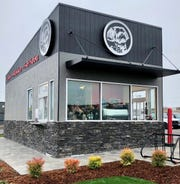 Bentley's Coffee has opened its third location in the Salem-Keizer area on Feb. 1 at 1825 Lancaster Drive NE.