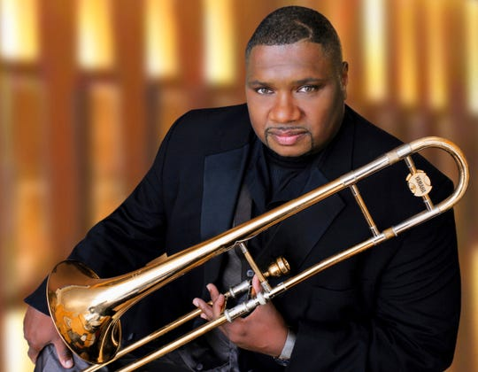 Wycliffe Gordon will be the guest artist at the West Salem Jazz Festival.