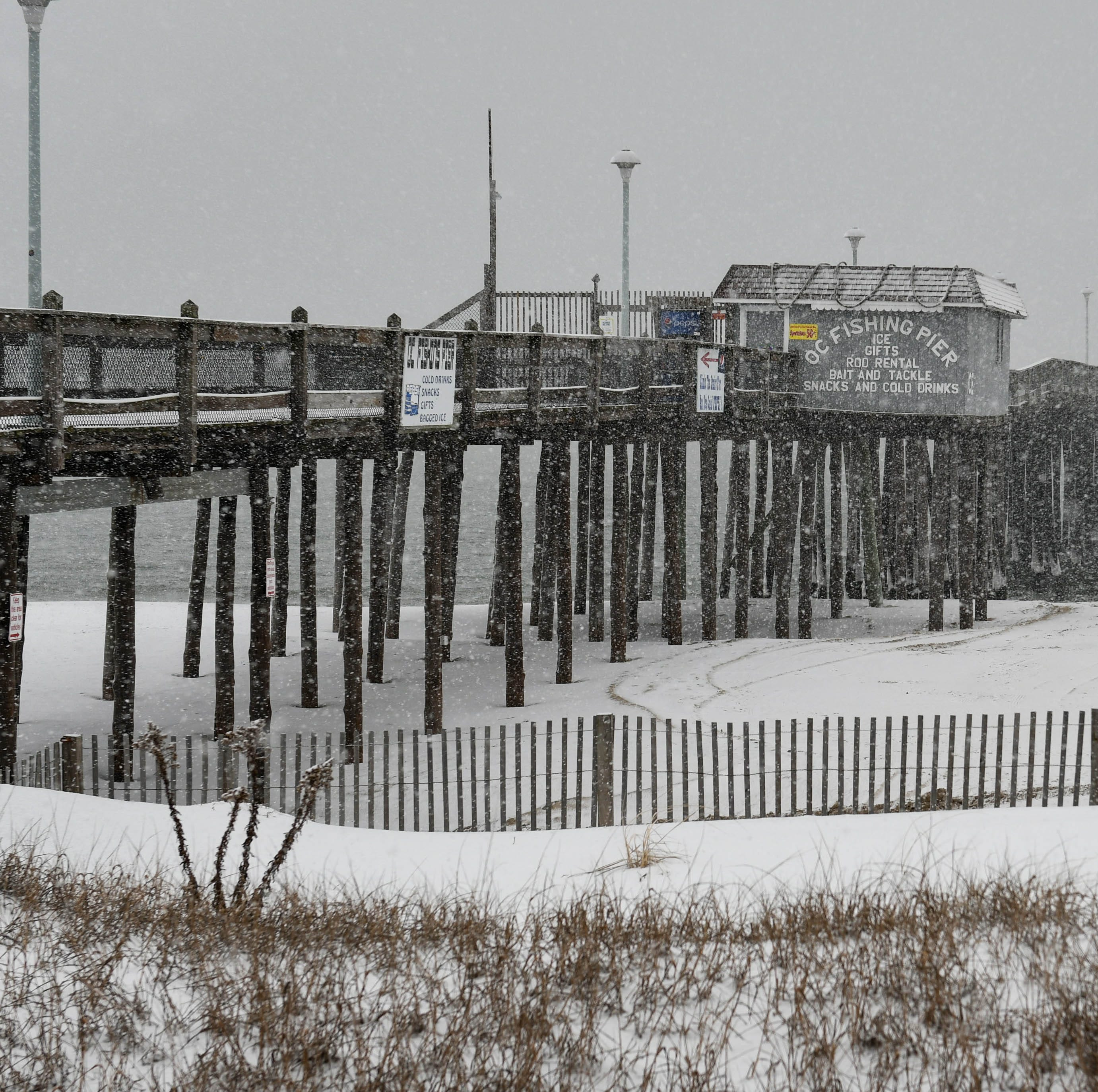 Snow forecast: How much snowfall to expect for Delmarva on Wednesday