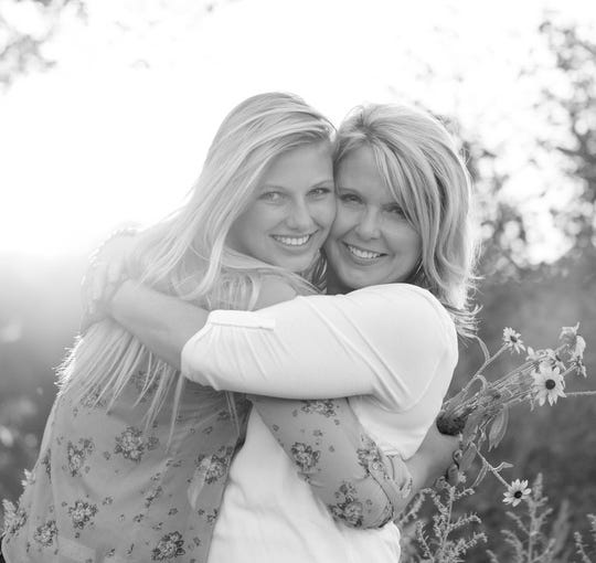 Emily Groth, 21, and her mother, Angela Kennecke. Groth died of an overdose in May 2018. Kennecke started Emily's Hope to help offset the cost of addiction treatment.