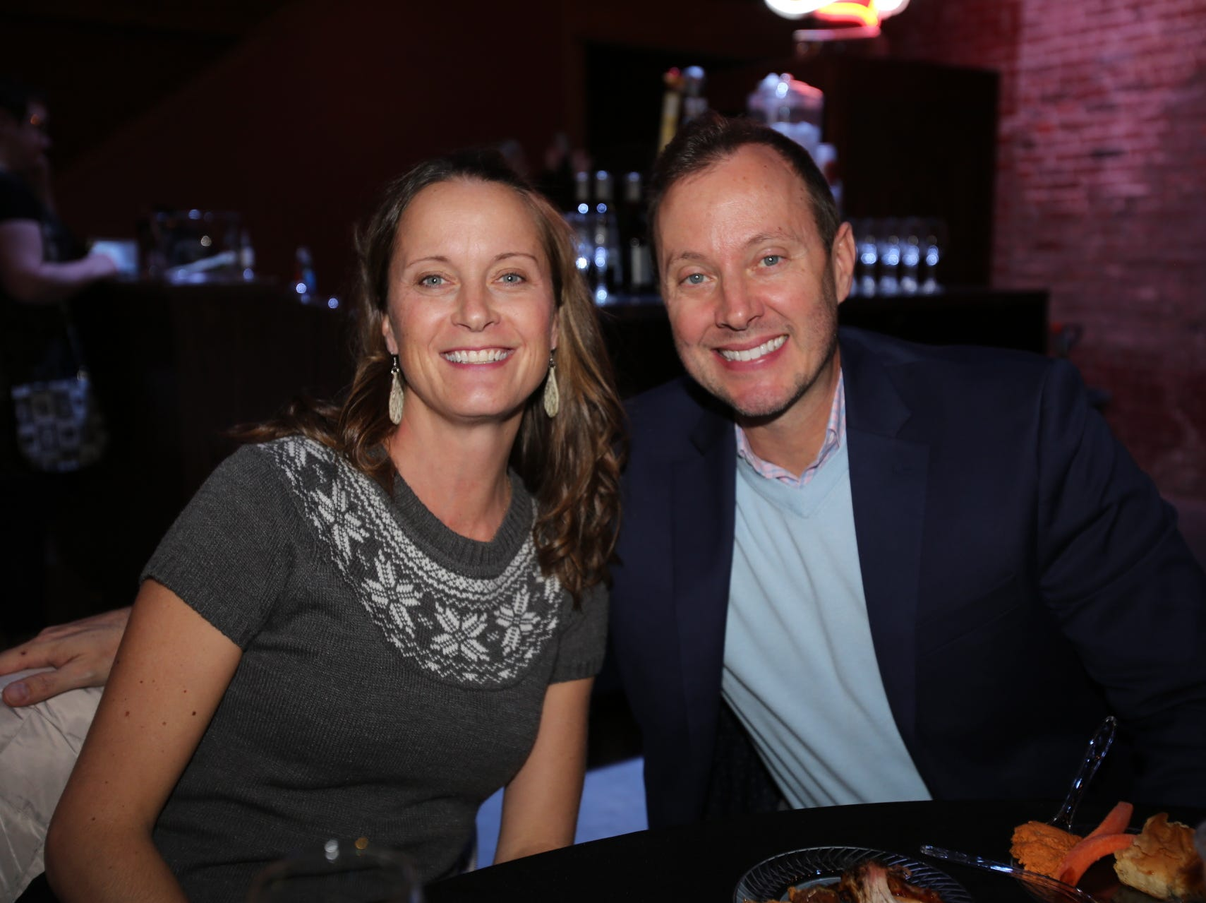 Gayle and Jeff Shaw