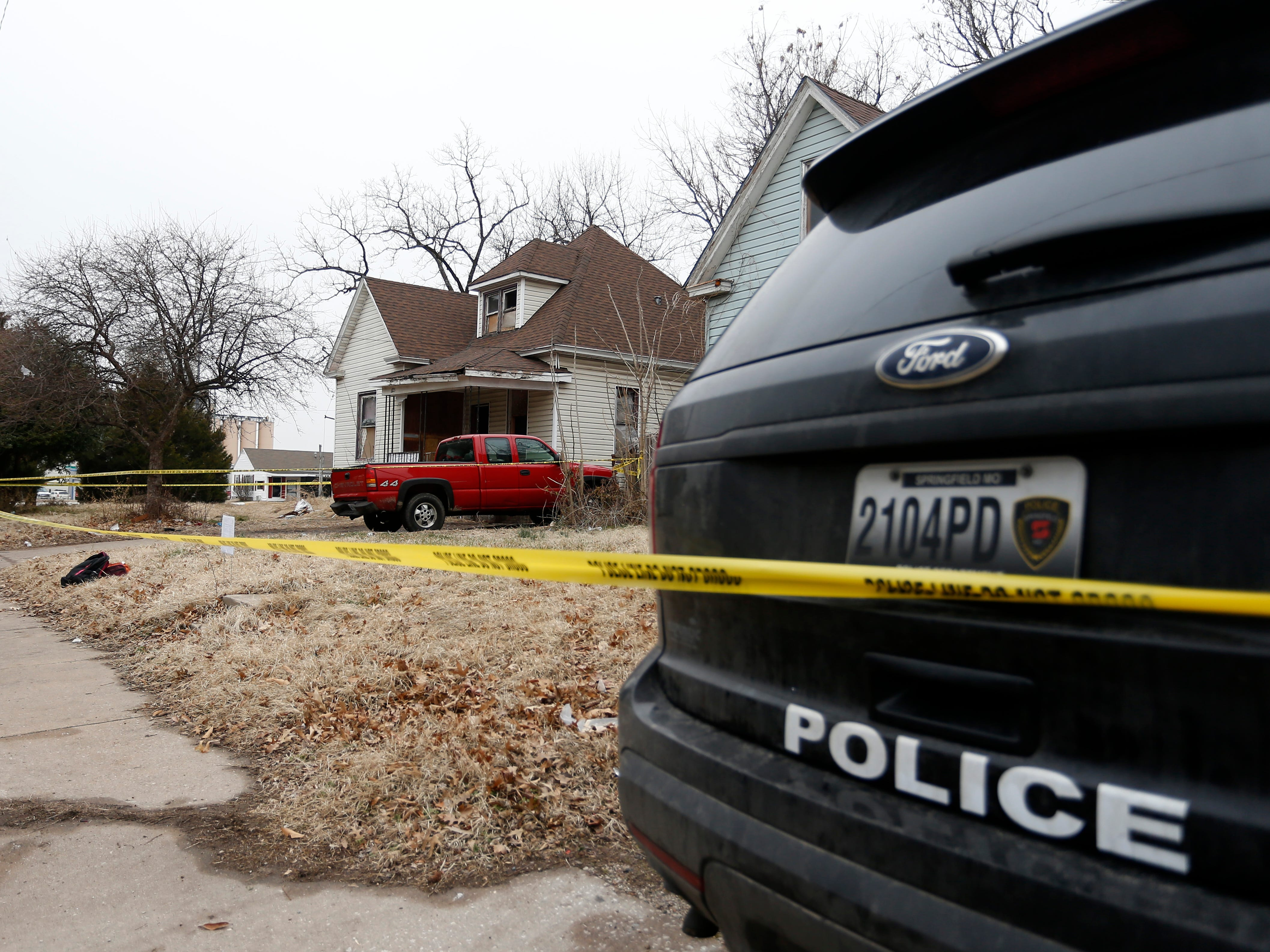 The Springfield Police Department  say they are investigating a suspicious death at a house at 1123 West Division St. on Friday morning.