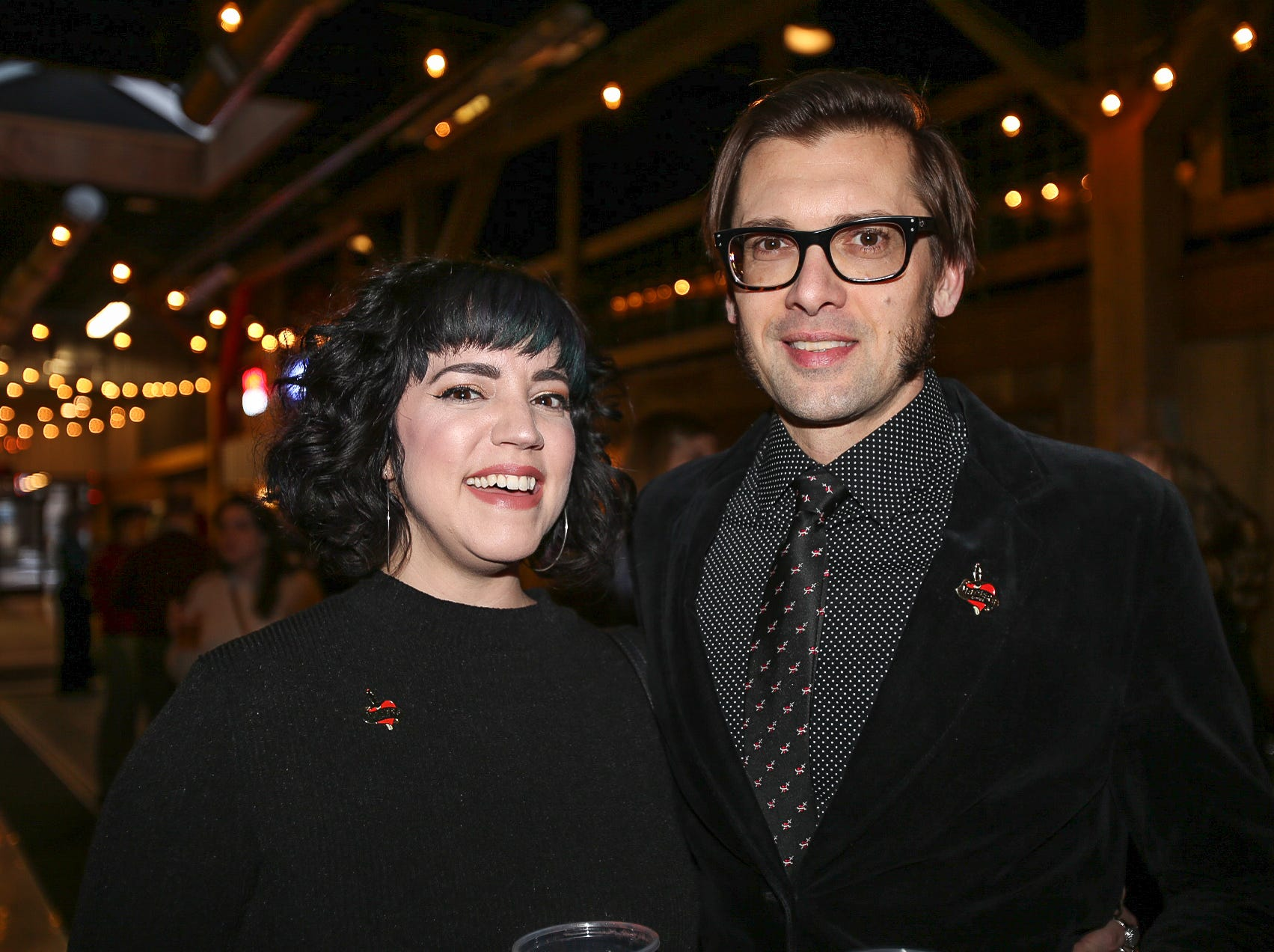 Stacy and Josh Nipstad