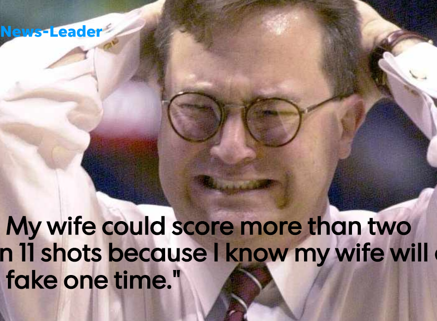 We asked fans on Twitter for Southern Illinois head coach and former Missouri State head coach Barry Hinson's best quotes over the years. The results did not disappoint.