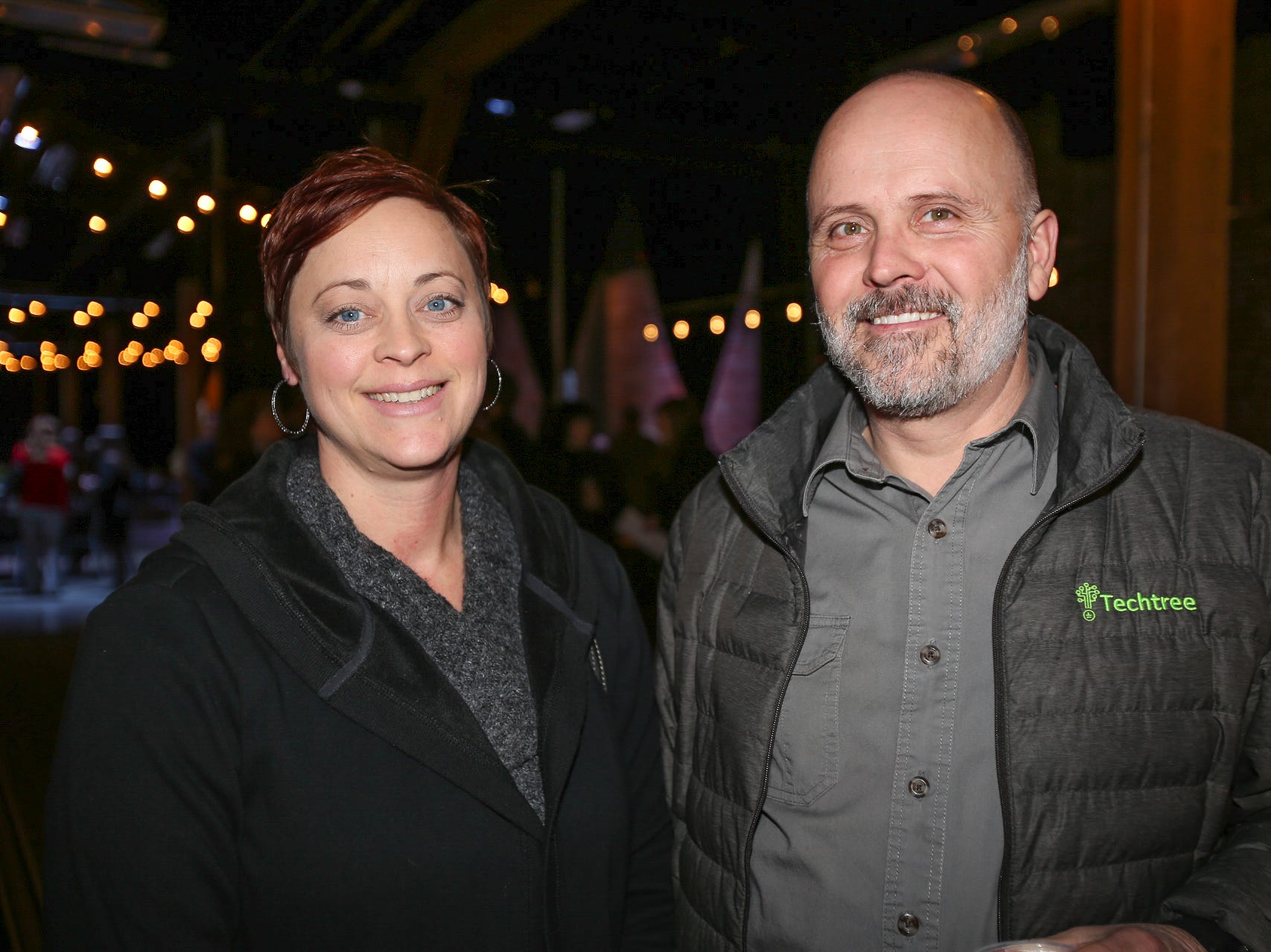 Gina and JJ Martin