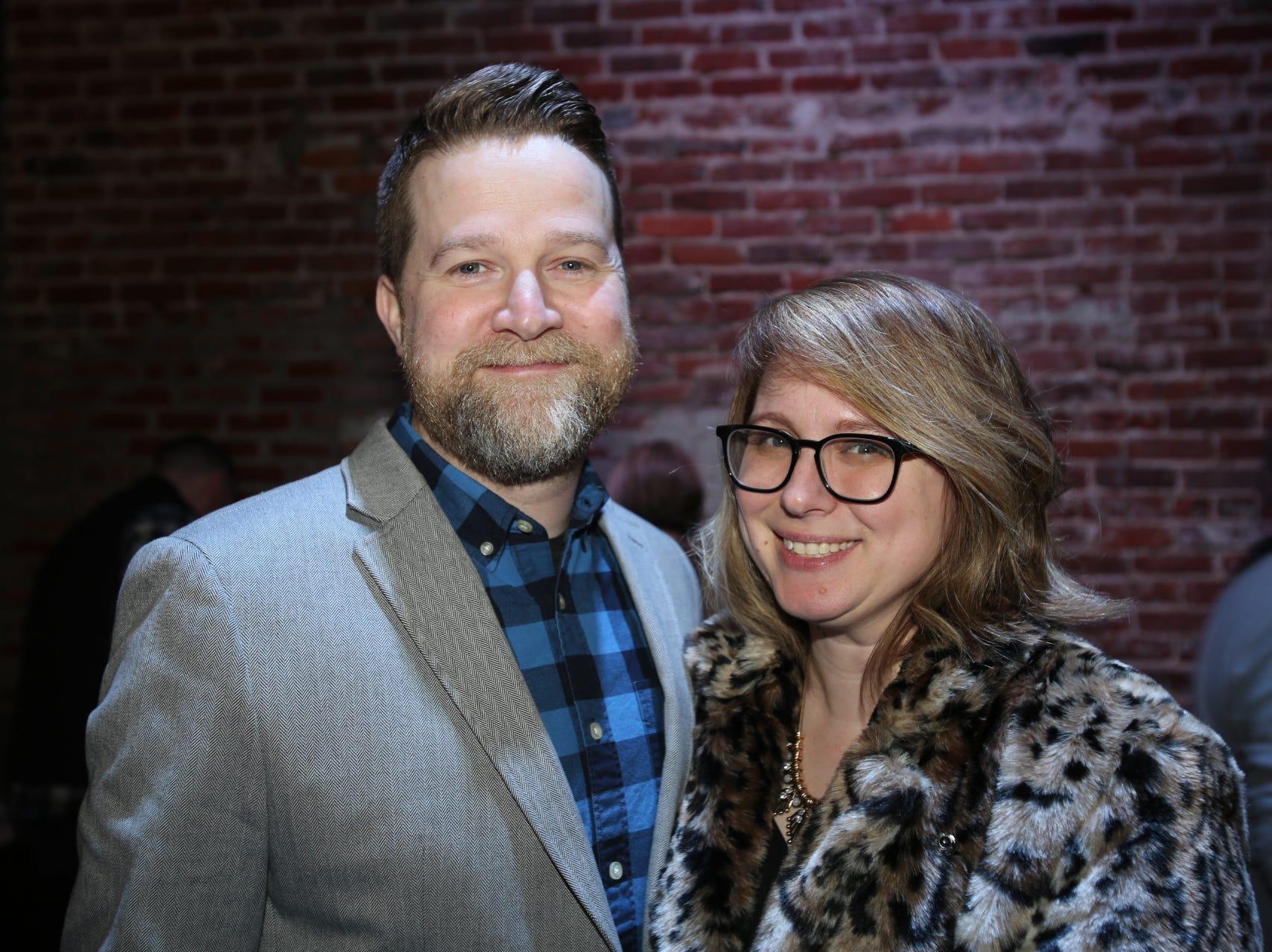Dan and Nicole Chilton