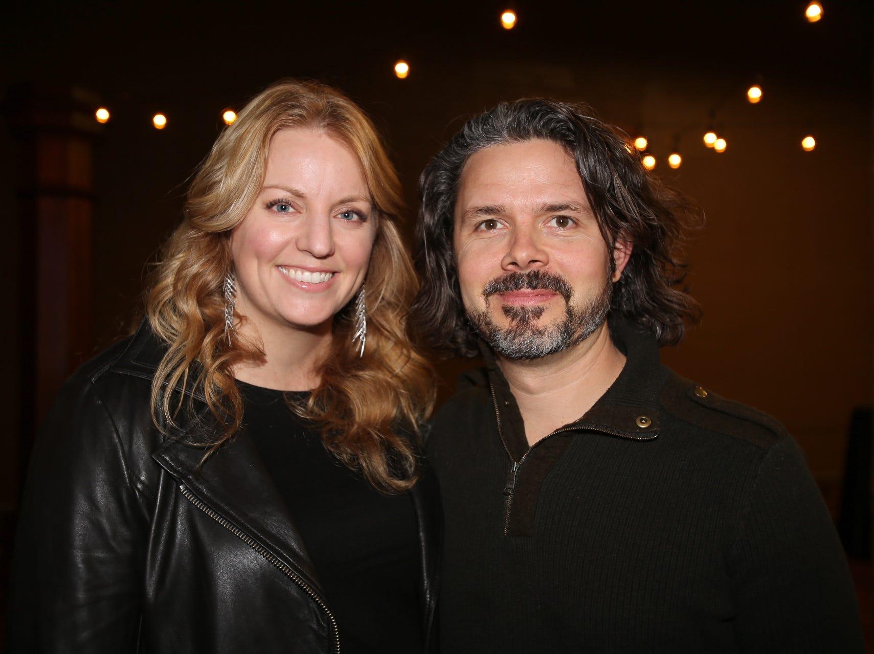 Karen and John McQueary