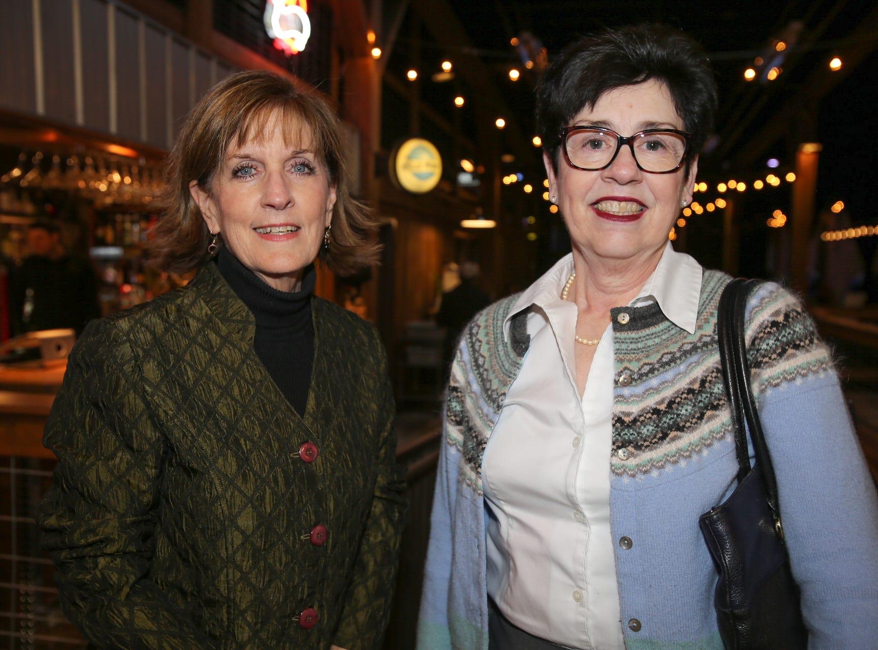 Kathleen O'Dell and Regina Greer Cooper