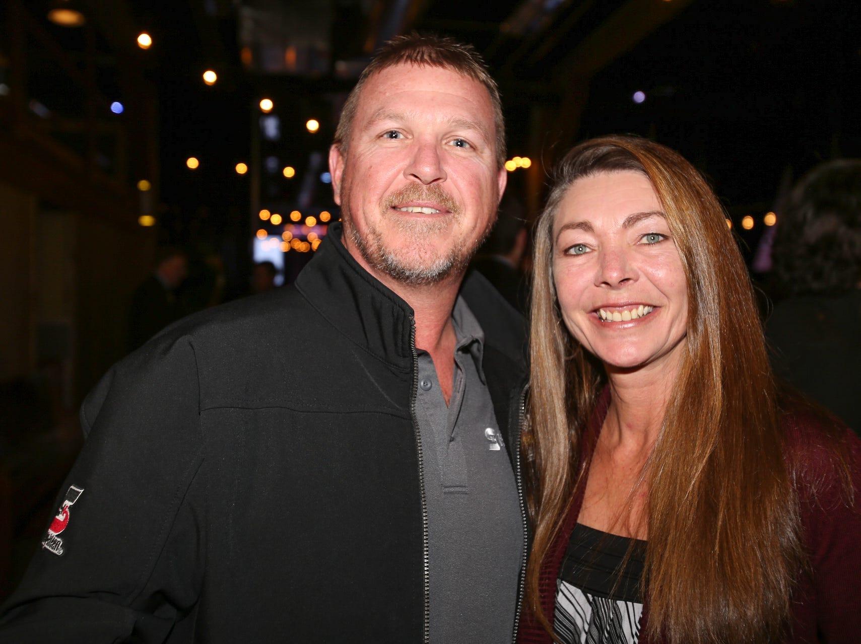 Jeremy and Terri McFarland