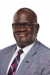 Corey King, vice president for student affairs and enrollment management at Florida Atlantic University and chair, State University System's Council for Student Affairs.