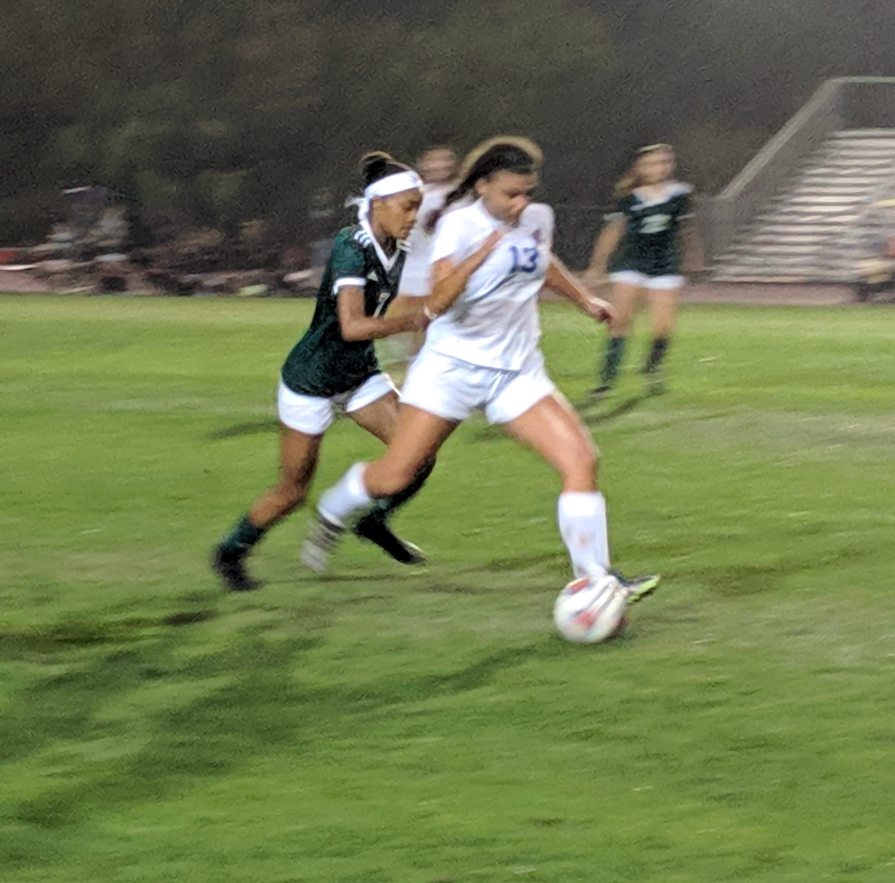 Martin County girls soccer can't hold onto lead in District 13-4A championship loss to Suncoast