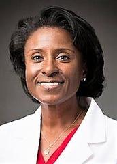 Dr. Charmaine Martin, associate professor at Texas Tech University's Paul L. Foster School of Medicine in El Paso.