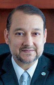 William Serrata, El Paso Community College president.